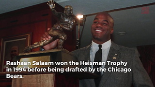 1994 Heisman Trophy Sells For Record $399,608 To Aid CTE Research