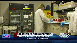 UA's College of Pharmacy building to undergo $26M renovation - Video