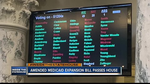 Idaho legislators prevent media, public from taking pictures during votes on Medicaid expansion bill