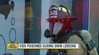 Chlorine Gas Poisoning - Video