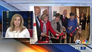 Lawmakers open new VA office - Video