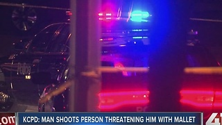 Man in critical condition after shooting in KCMO - Video