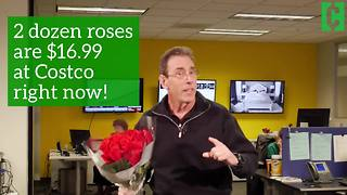 Clark's money-saving Valentine's Day tips - Video