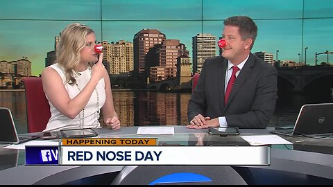 'Red Nose Day' special on WPTV at 8 p.m. Thursday