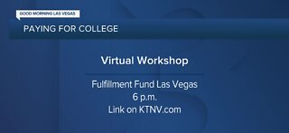 Paying for college virtual workshop