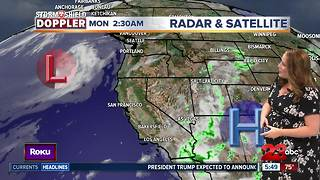 Storm Shield Forecast morning update 7/9/18 - Video