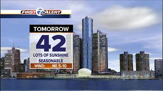 More sunshine on the way - Video