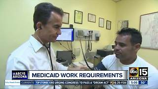 Arizona trying again to get Medicaid work requirement - Video