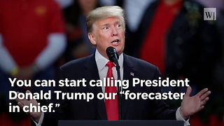 Donald Trump Predicted A Record Cold New Year… And Look What Happened - Video