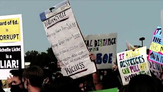 IN DEPTH: Parents in Williamsville are demanding answers about education