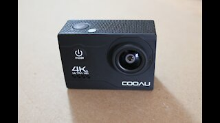 COOAU Action Camera Review