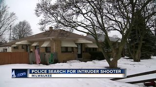 Police searching for intruder shooter - Video