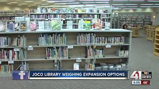 New Blue Valley library plans up for discussion - Video