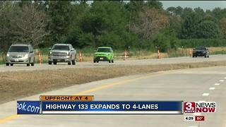 Hwy 133 to open all 4-lanes on Monday 4pm - Video