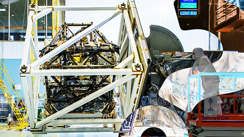 HowStuffWorks NOW: The Heart of the James Webb Space Telescope