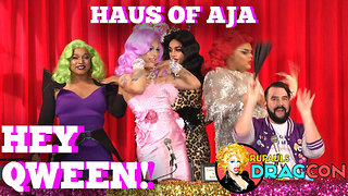 "Aja Performs ""Linda Evangelista"" on Hey Qween LIVE! At DragCon2017 - Video"