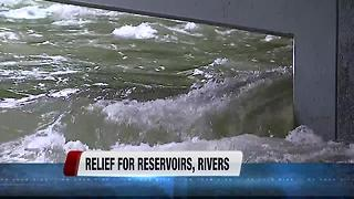 Despite recent rain, reservoirs and rivers near Boise are seeing relief