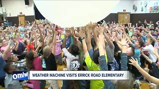 Andy Parker's Weather Machine Visits Errick Road 0518