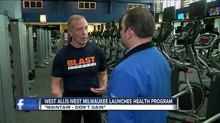 West-Allis launches program to avoid holiday weight gain - Video