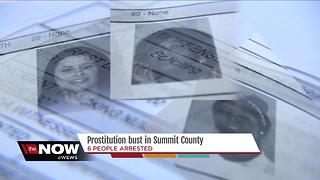 Prostitution bust: Summit Co. investigators, FBI arrest six at Springfield Township Red Roof Inn - Video