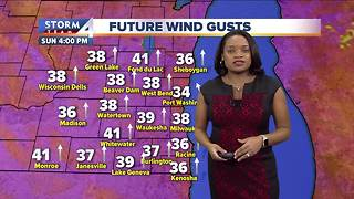Elissia Wilson's Saturday evening Storm Team 4cast - Video