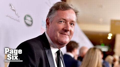 Piers Morgan storms off set during Good Morning Britain TV show and quits