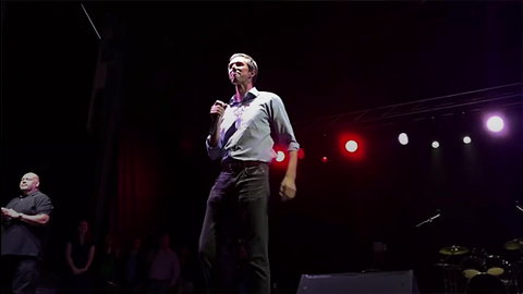 After Humiliating Defeat, Celebs Want O'Rourke To Run for President