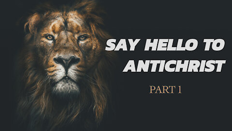 """""""Say Hello to Antichrist: Part 1"""" with Tom Hughes"""