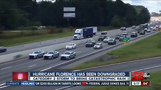 Hurricane Florence - Video