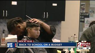 Back to school on a budget - Video