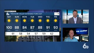 Scott Dorval's Idaho News 6 Forecast - Friday 7/10/20