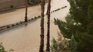 Heavy Rains Trigger Flash Flooding in Las Vegas
