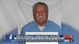 After 25 years on death row, man's charges dropped