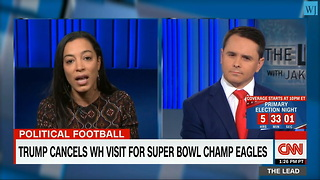 CNN Commentator Slams National Anthem On-Air, Calls It 'Problematic' - Video
