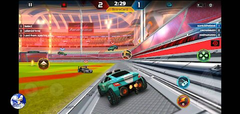 Teammate helping the enemy?(turbo league)