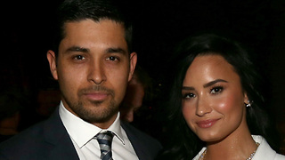 Wilmer Valderrama ALL IN For Demi Lovato Helping Her Through REHAB - Video