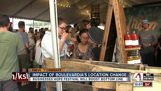 New Boulevardia location brings big opportunity for Stockyards District - Video