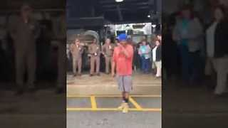 UPS Workers Come Together to Donate Car to Colleague - Video