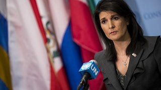 Nikki Haley: No Decision Made Yet On Syria