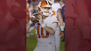 Clemson Tigers Lose Second QB In Four Days - Video