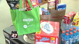 Mejier offering home delivery services - Video