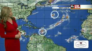 Tracking the Tropics | September 29, 6 a.m. - Video