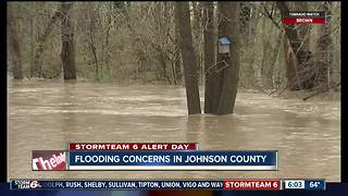 Johnson County residents prepare for severe flooding after storms - Video