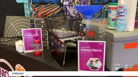 'Mosi-in-a-Box' delivers crate of science fun for kids from the Tampa museum to homes and classrooms