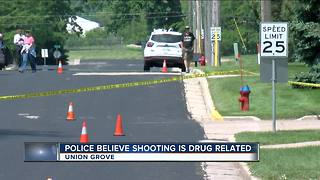 Union Grove shooting believed to be drug related