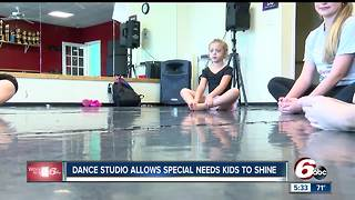 Dance studio targets special needs children - Video