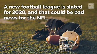 Billionaire Fed Up With Anthem Protests Starts Brand New America Loving League - Video