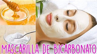 Mascarilla de Bicarbonato - Video