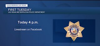 LVMPD hosts their initial First Tuesday