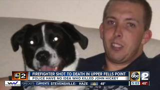 Volunteer firefighter victim of city homicide - Video